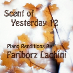 Cover Art: Scent of Yesterday 12