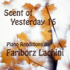 Cover Art: Scent of Yesterday 16